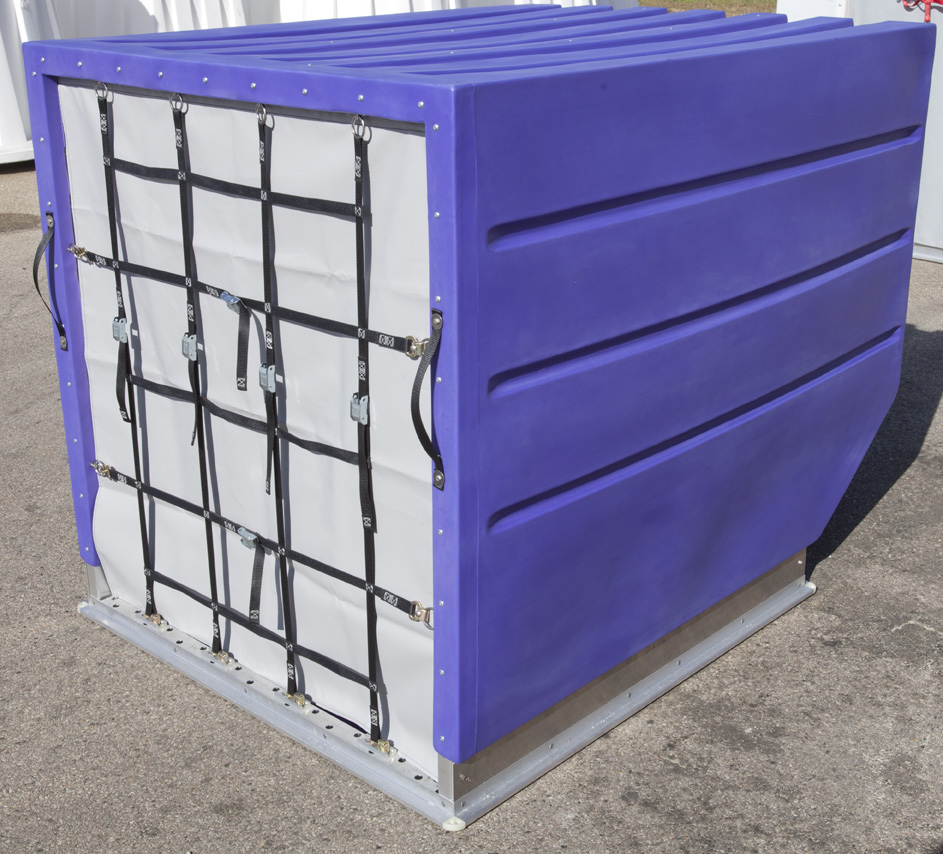 LD 3 Air Cargo Container AKE